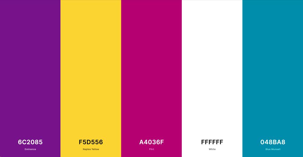 LilyBee Color Palette